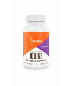 Bulletproof Iodine