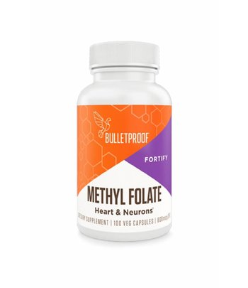 Bulletproof Methyl Folaat