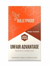 Bulletproof Unfair Advantage PQQ
