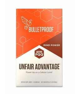 Bulletproof Unfair Advantage PQQ