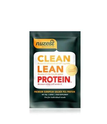 Nuzest Clean Lean Protein Vanilla Sample