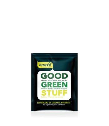 Nuzest Good Green Stuff Sample
