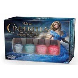 Morgan Taylor Disney Cinderella mini 4 pack