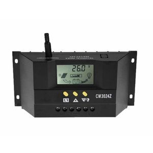 24 V 30A zonnepaneel- accu controller