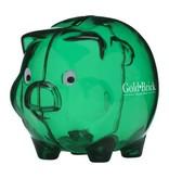 Relatiegeschenken kinderen bedrukken Spaarpot PiggySafe 2356 bedrukken met uw logo