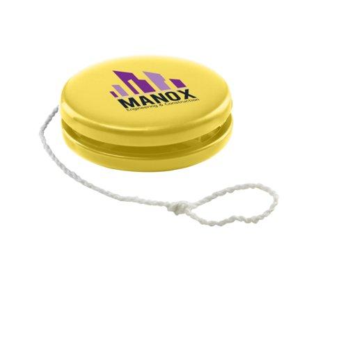 Relatiegeschenken kinderen bedrukken Bungee jojo 2440 bedrukken met uw logo