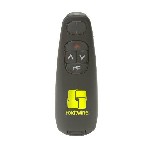 Laserpointer bedrukken Slideshare presenter