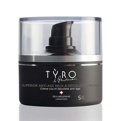 Tyro Superior Anti-Age Neck & Decollete cream  50ml