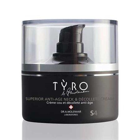 Tyro Superior Ant-Age Neck & Décolleté Cream 50ml