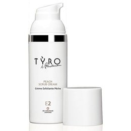 Tyro Peach Scrubcream 50 ml