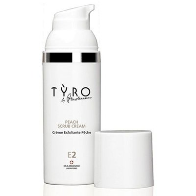 Tyro Peach Scrub Cream 50 ml