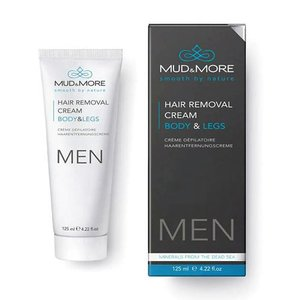 Mud & More Body & Legs Mud Men 125ml