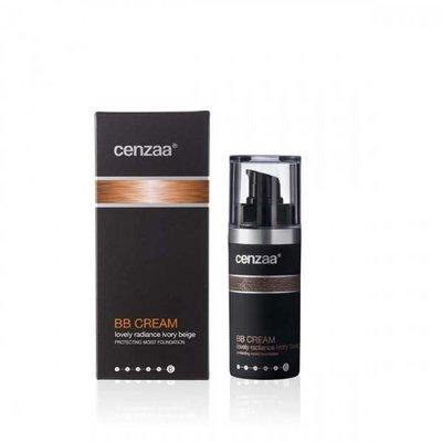 Cenzaa Lovely Radiance Ivory Beige