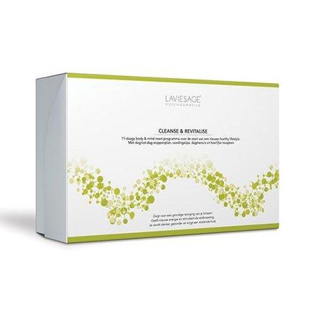 Laviesage Cleanse & Revitalize kit
