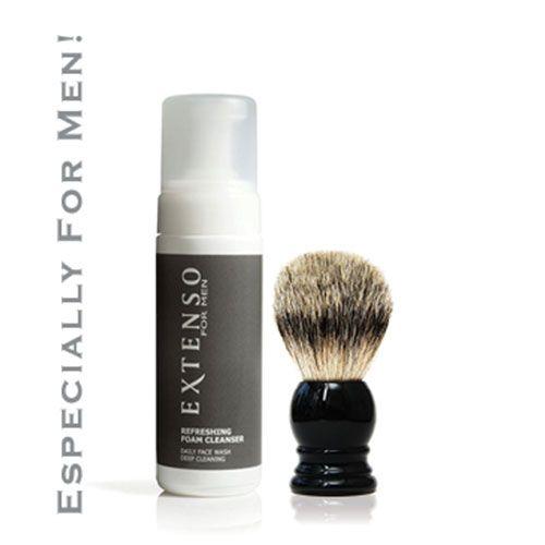 Extenso For Men, huidverzorging speciaal voor mannen