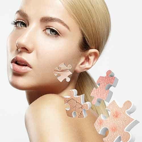 Alles voor een perfecte verzorging van de verouderde huid