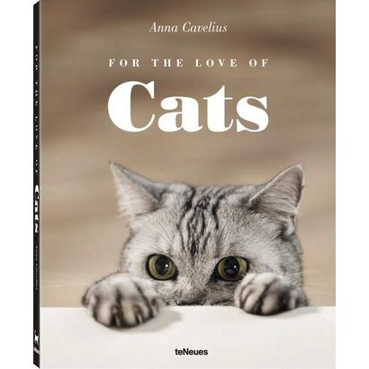 For the Love of Cats Anna Cavelius teNeues