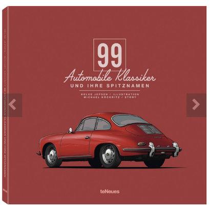 99 automobile Klassiker und ihre Spitznamen teNeues