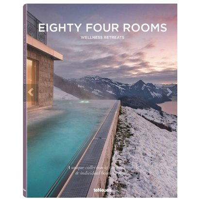 Eighty Four Rooms, Wellness Retreats teNeues