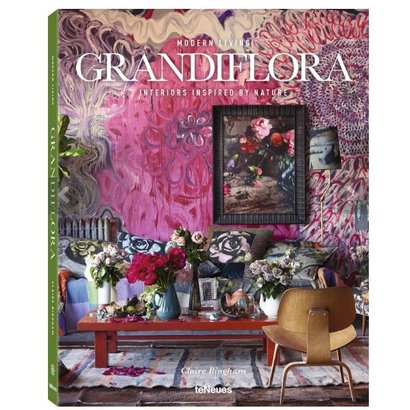 Modern Living Grandiflora, English jacket	Claire Bingham teNeues