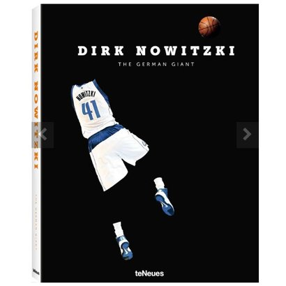 Dirk Nowitzki	Dino Reisner The German Giant