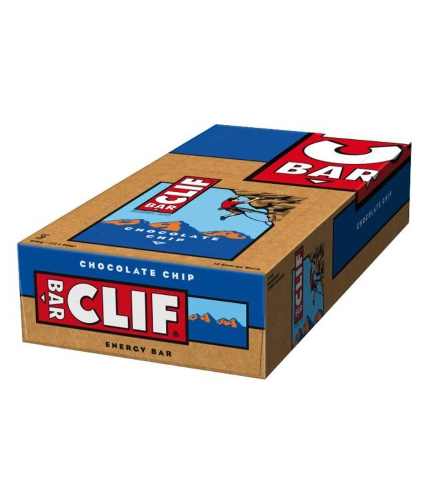 Clif Bar Chocolate Chip 12 Stuks