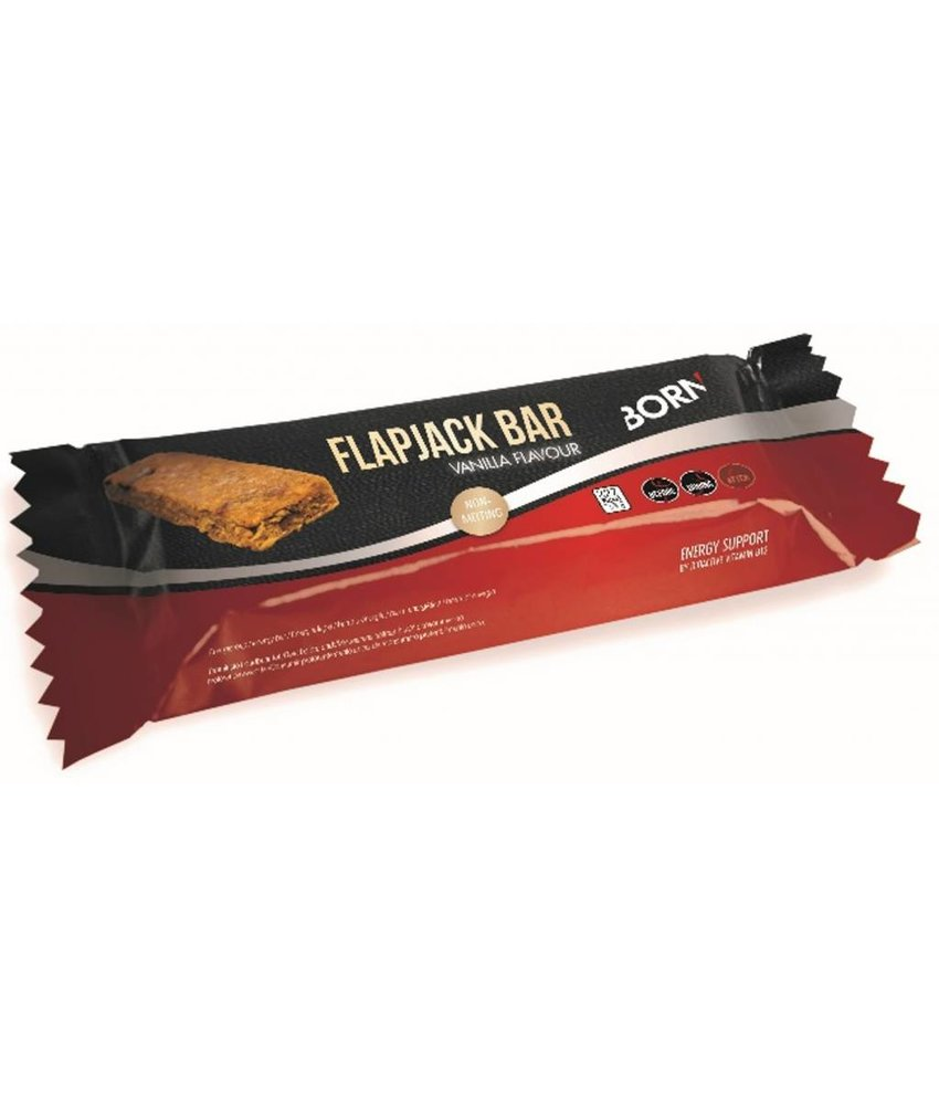BORN FlapJack Bar 15 Stuks