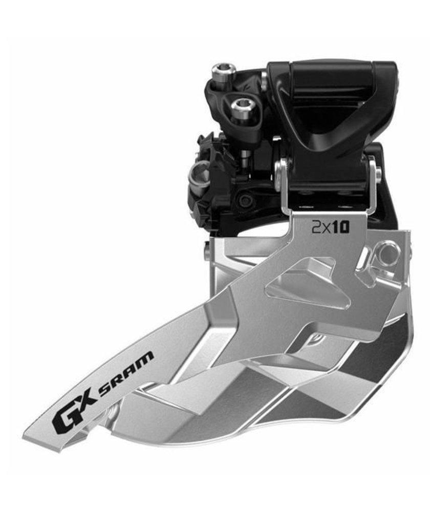 SRAM GX 2x10 Speed Voorderailleur