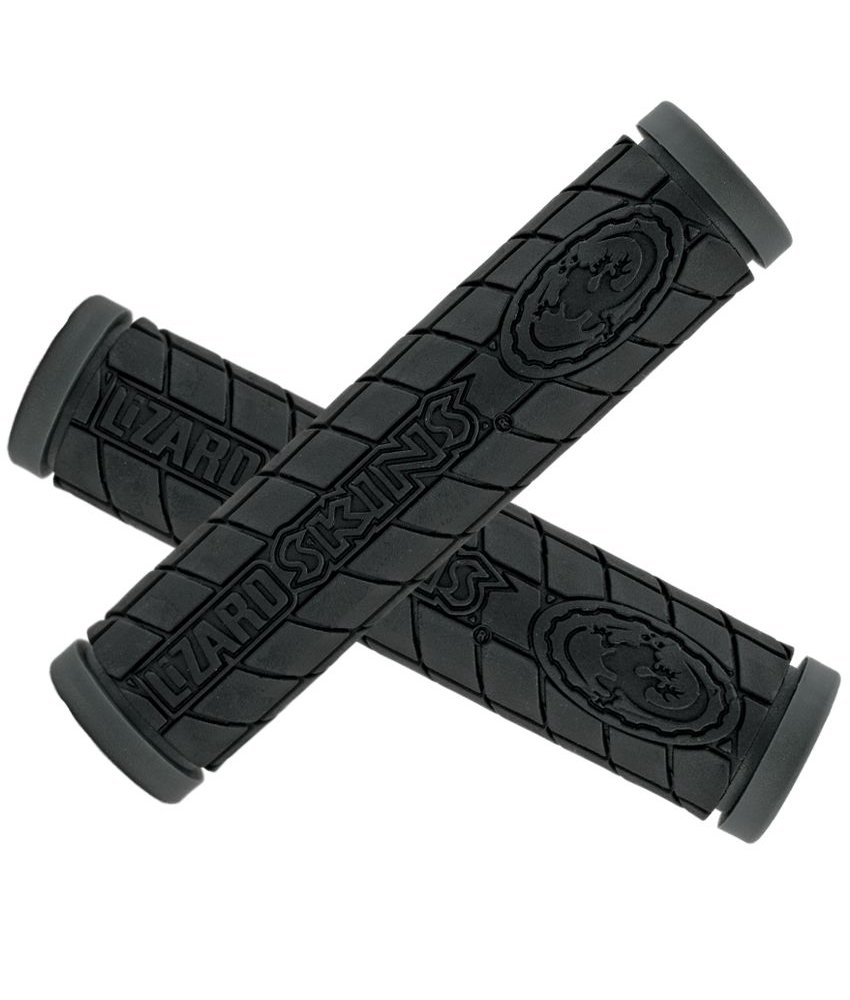 Lizard Skins Logo Grips Flange Dual Compound