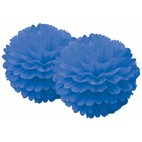 BLUE POM POM SET out of stock