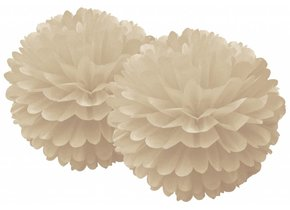 SAND POM POM SET out of stock