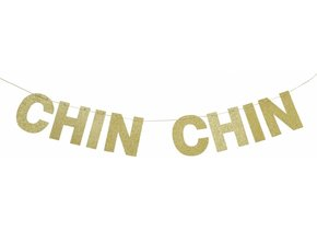 LETTER BANNER CHIN CHIN