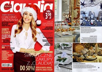 Poland: Claudie December 2015