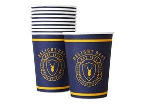 PREPPY DEER CUPS