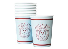 PREPPY PADDLE CUPS