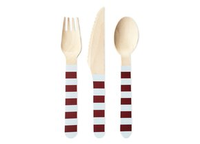 PREPPY PADDLE CUTLERY