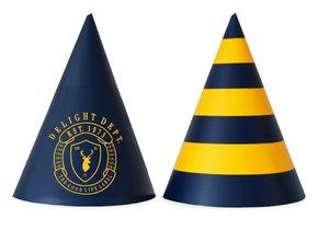 PREPPY DEER PARTY HATS