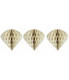 CONE SHAPED ORNAMENTS
