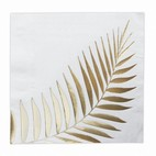 GOLD LEAF NAPKIN out of stock