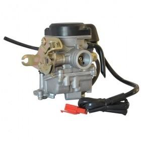 Carburateur GY6 50cc Keihin PD18J Gy6/ Kymco/ Sym/Piaggio  4T