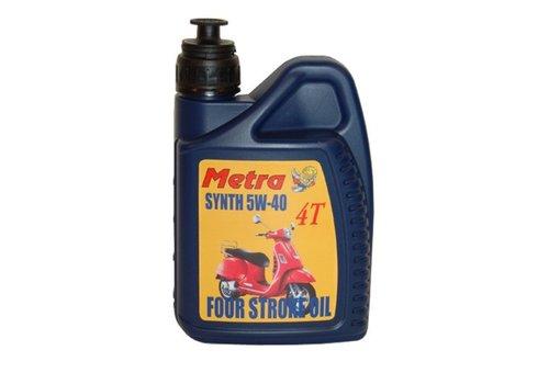 Motorolie 4T Metra 5W-40 (synth) 1L