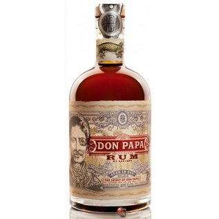 Don Papa Don Papa Rum 7yo Small Batch rum