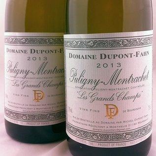 """Domaine Dupont-Fahn Domaine Dupont-Fahn Puligny-Montrachet """"Les Grands Champs"""""""