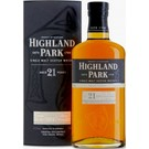 Highland Park Highland Park 21yo single malt whiskey
