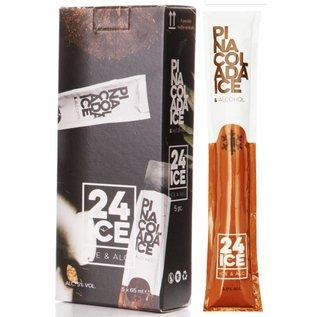 24ICE 24ICE Pina Colada Cocktail Ice