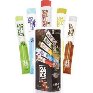 24ICE 24ICE 5 Flavors Cocktail Ice Pack