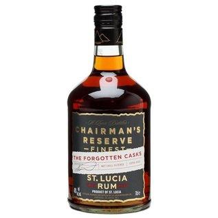 Chairman's Saint Lucia Rum Chairman's Reserve The Forgotten Casks St.Lucia Rum