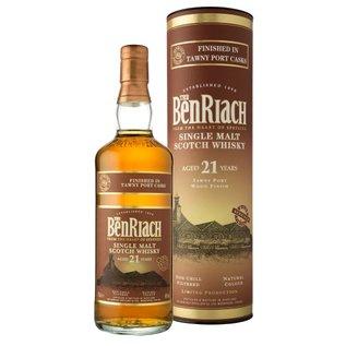 Benriach Benriach 21yo Tawny Port Wood Finish whisky