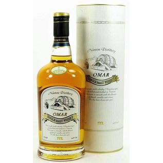 Omar Distillery Omar Single Malt Whisky Bourbon Cask