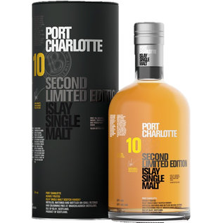 Bruichladdich Port Charlotte 10yo - 2nd Limited Edition